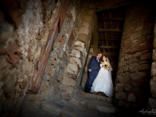 Alessandra & Maurizio