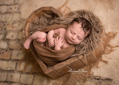 Sessione Newborn Diego