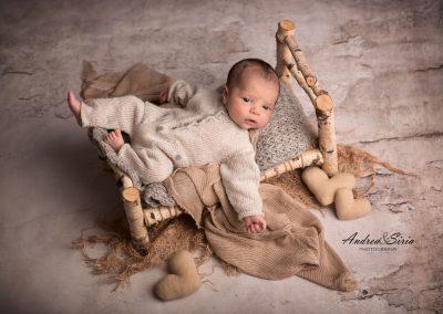 Sessione Newborn Davide